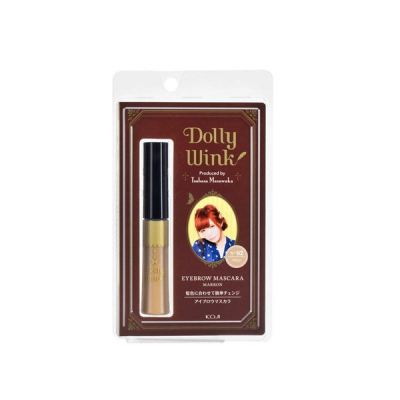 Dolly Wink Eyebrow Mascara II No.2 (Marron)