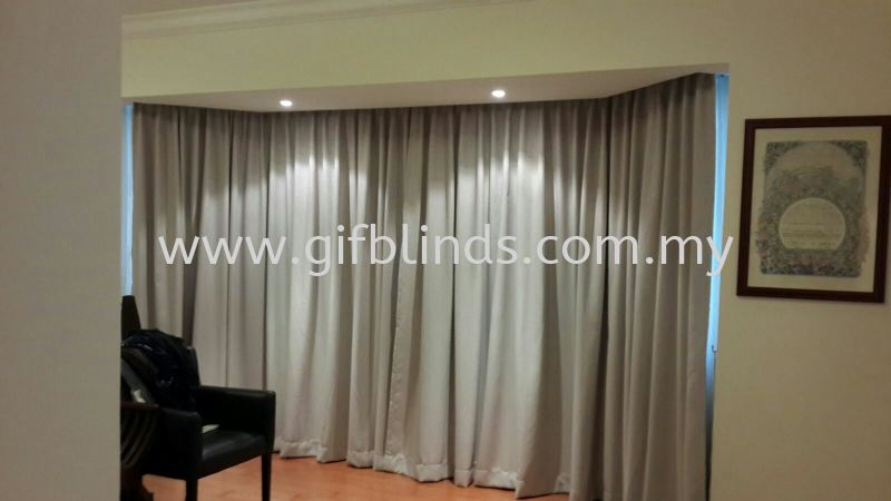 Fabric Curtain Fabric Black Out Curtain Johor Bahru, JB, Johor, Malaysia. Supplier, Suppliers, Supplies, Supply | GIF Blinds (M) Sdn Bhd