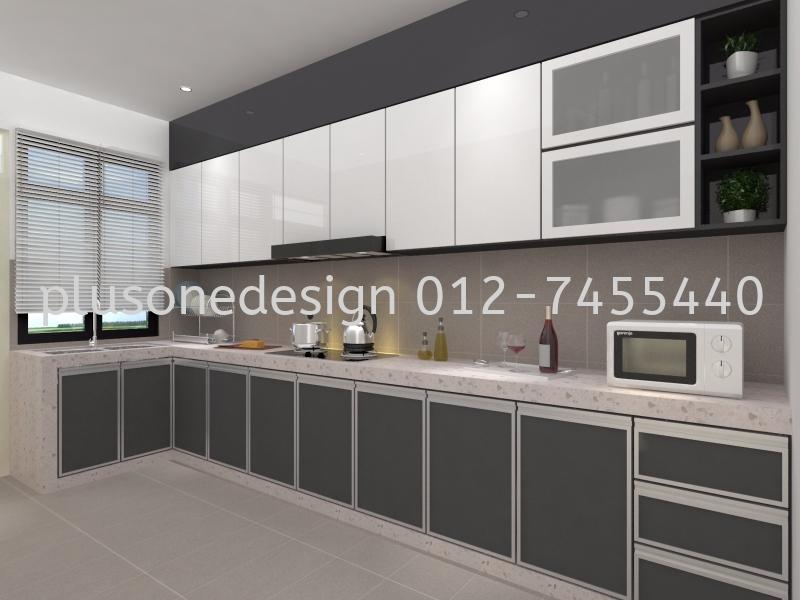 Project Austin Duta - 2 ~Project Austin Duta Johor Bahru (JB) Interior Design, Renovation, Custom Made Furniture | Plus One Design Construction