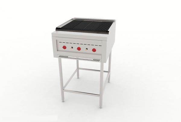 Charbroiler Stand 600 Stand Charbroiler Cooking Range Selangor, Malaysia, Kuala Lumpur (KL), Sungai Buloh Supplier, Suppliers, Supply, Supplies | T H EQUIPMENT SDN BHD