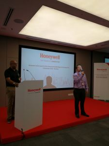 LAUNCH OF HONEYWELL ASEAN REGIONAL HEADQUARTERS