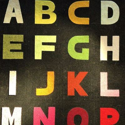 Alphabet Wall Decoration For Tadika In KL. Call Now