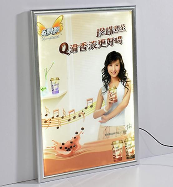 LQ-25B (Arc LED Slim light box 25mm width£©  Slim  Light Box Malaysia, Selangor, Kuala Lumpur (KL), Balakong Manufacturer, Supplier, Supply, Supplies | L&Q Light Box Advertising Media Sdn Bhd