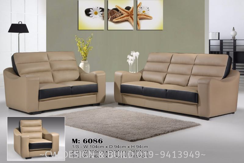 Model : 6086 Sofa Furniture Design Selangor, Malaysia, Balakong, Kuala Lumpur (KL) Services, Design, Renovation, Company | CW Design & Build Sdn Bhd