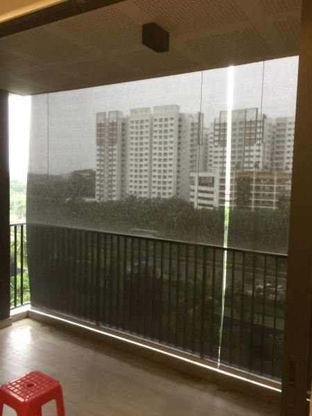 Outdoor Blind In Singapora  Outdoor Blinds Johor Bahru (JB), Malaysia, Tampoi Supplier, Suppliers, Supplies, Supply | Kim Curtain Design Sdn Bhd