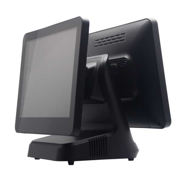 MC1990 Dual Screen All In One Terminal All In One Terminal  POS Hardware Johor Bahru, JB, Malaysia  | LKSoft Solutions (M) Sdn Bhd