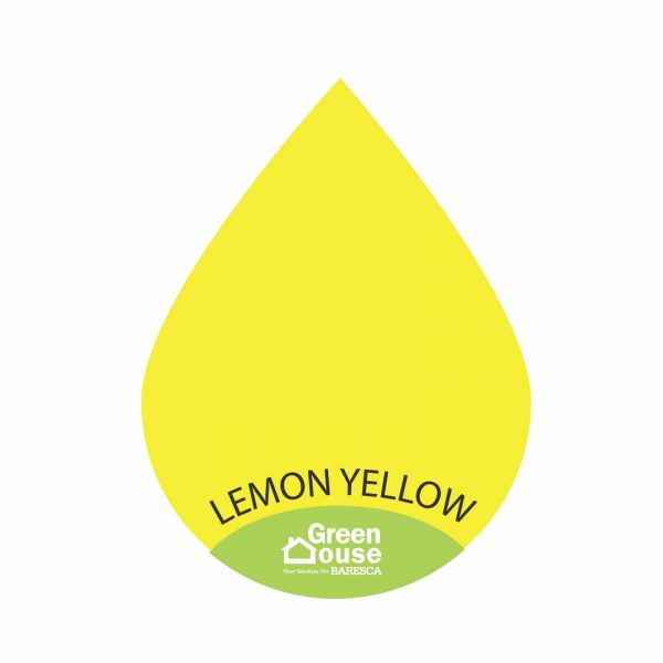 Colour Drops-Lemon Yellow - 2.5 kg Colouring Malaysia, Selangor, Kuala Lumpur (KL), Serdang Food, Bakery, Manufacturer, Supplier | Green House Ingredient Sdn Bhd