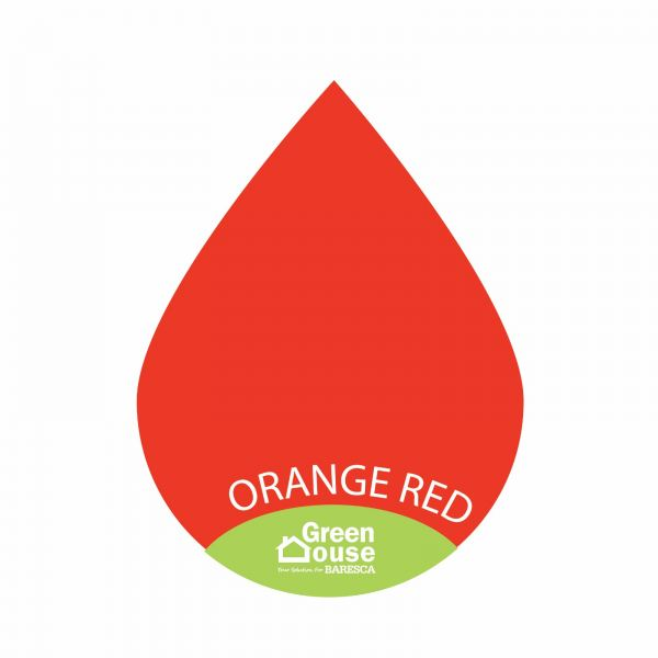 Colour Drops-Orange Red - 2.5 kg Colouring Malaysia, Selangor, Kuala Lumpur (KL), Serdang Food, Bakery, Manufacturer, Supplier | Green House Ingredient Sdn Bhd