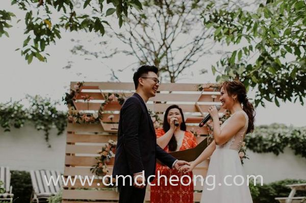 ROM Celebration Registry of Marriage (ROM) Singapore Service | Amanda Cheong Make Up Artist