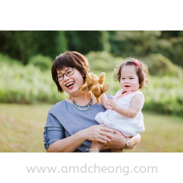Xue's Family Photo Family Photography Singapore Service | Amanda Cheong Make Up Artist