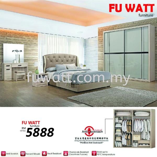 套房  卧室   Supplier, Suppliers, Supply, Supplies | Fu Watt Furniture Trading Sdn Bhd