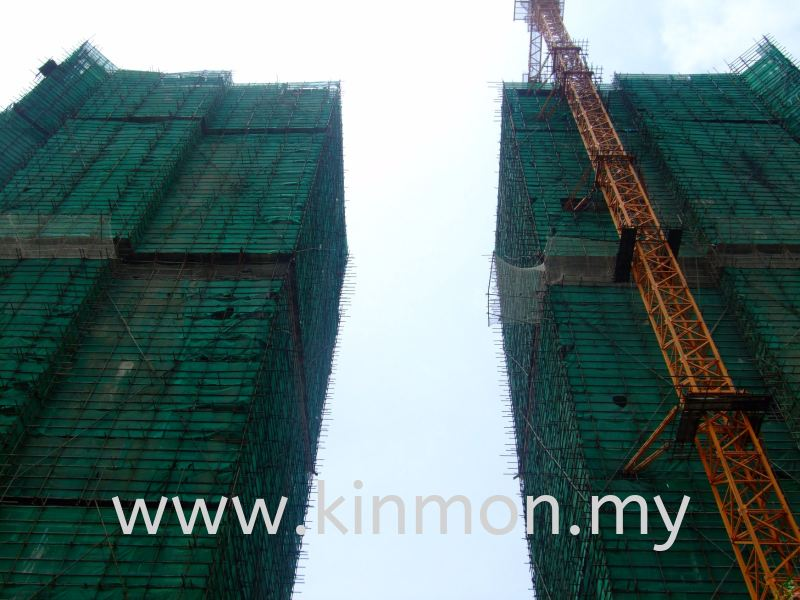 Construction Safety Netting Netting / Fencing Construction Safety Penang, Malaysia, Georgetown Supplier, Suppliers, Supply, Supplies | Kim Ban Hin Trading Sdn Bhd