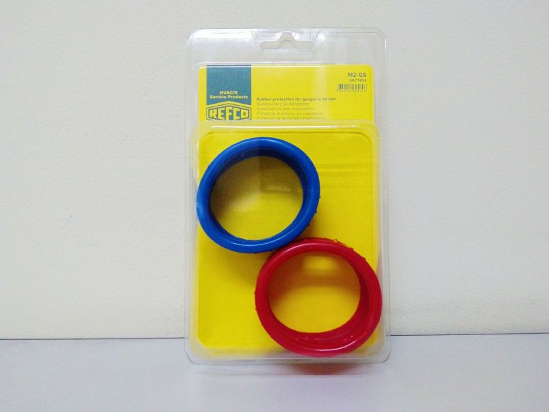 M2-GS Rubber Protector for Pressure Gauge  Manifold Set  Refco Air Conditioning and Refrigeration Tools (SWISS) Air Conditioning & Refrigeration Tools Selangor, Malaysia, Kuala Lumpur (KL), Shah Alam Supplier, Suppliers, Supply, Supplies | Iso Kimia (M) Sdn Bhd