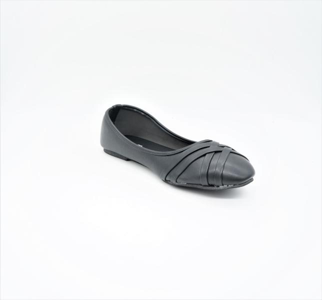 S071 Basic Black Shoes  Carla Belle Selangor, Malaysia, Kuala Lumpur (KL), Klang Wholesaler, Distributor, Supplier, Supply | Weng Huat Footwear Sdn Bhd