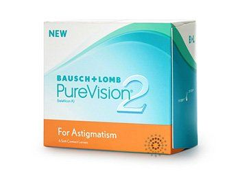 Bausch & Lomb - Purevision 2 HD Astigmatism