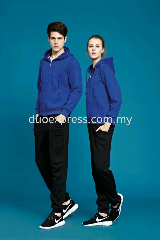 Sweat Hoodies and Pants Royal Blue