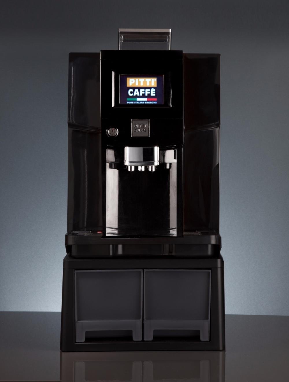 Pitti Barista Beans to Cup Machine ( Black )