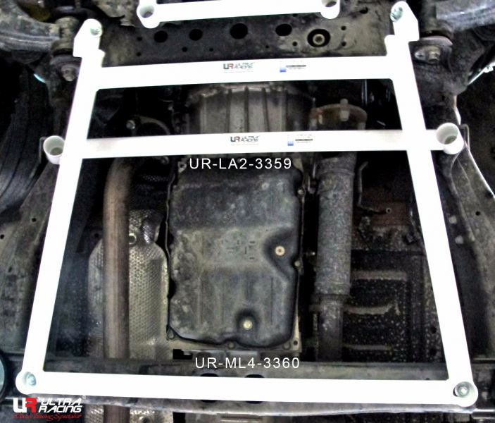 TOYOTA HILUX 2015 (4WD) MIDDLE MEMBER BRACE / MIDDLE LOWER BAR Toyota Hilux Toyota Ultra Racing Penang, Malaysia, Bukit Mertajam Supplier, Suppliers, Supply, Supplies | Kok Haw Trading