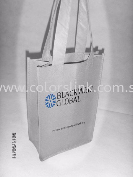 NW-Wine bag-03 Wine Bag Non Woven Eco Friendly Bags Singapore Supplier, Suppliers, Supply, Supplies | Colorslink Trading