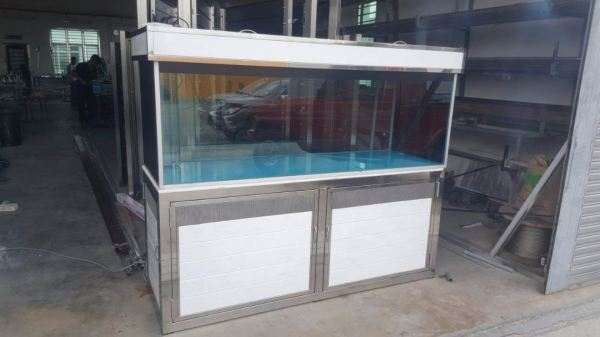 Aquarium Cabinet Miscellaneous Melaka, Malaysia, Durian Tunggal Installation, Services, Supplier, Specialist | J & V Steel Engineering Works