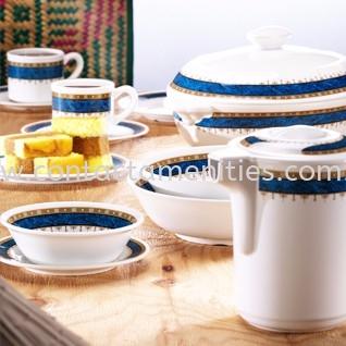 Blue Majesty Hoover Melamineware - Design Tablewares Johor Bahru (JB), Malaysia, Sarawak, Perak, Iskandar Puteri, Menglembu, Kuching Supplier, Supplies, Distributor, One Stop, Provider | Contact Amenities & Hotel Supplies