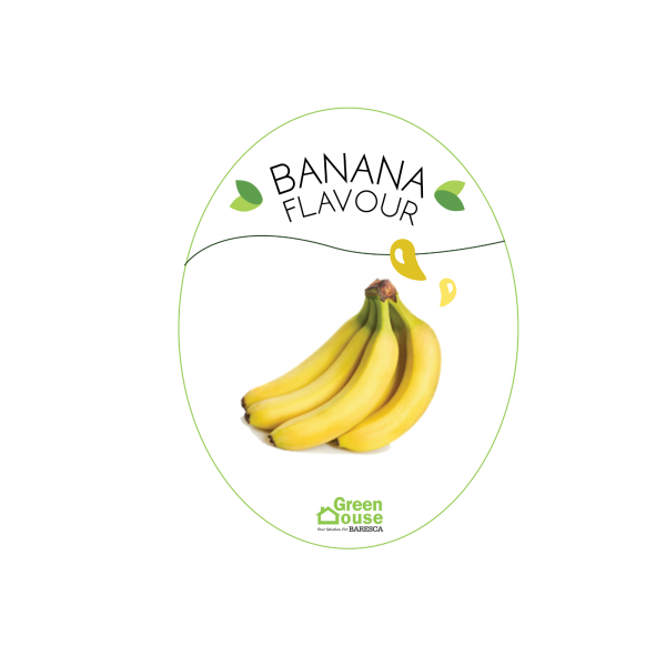 Flavour_Banana Flavour Flavouring Malaysia, Selangor, Kuala Lumpur (KL), Serdang Food, Bakery, Manufacturer, Supplier | Green House Ingredient Sdn Bhd