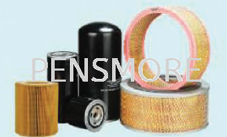 Oil Filter - Compair