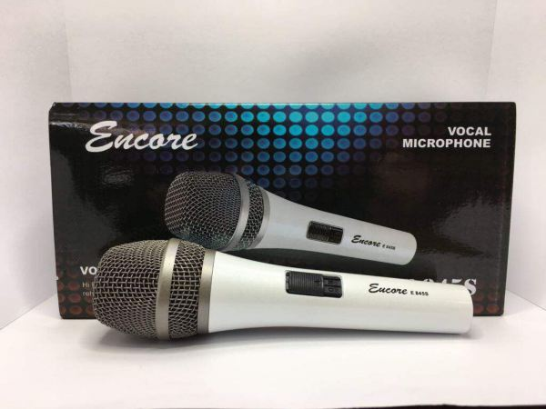 Encore E845s Microphone Wired Microphone Microphones Accessories Penang, Malaysia, Kimberley Street Supplier, Suppliers, Supply, Supplies   P.H.G Enterprise Sdn Bhd