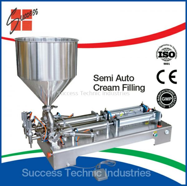 10-5000ml cream filling machine Filling Machine FP800 small filling,capping,sealing,labelling machine Seri Kembangan, Selangor, Malaysia Fabrication Supplier Supply Manufacturer | Success Technic Industries