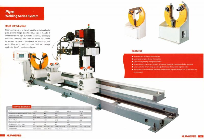 Pipe Welding Pipe Spool Welding CNC and Automated Selangor, Malaysia, Kuala Lumpur (KL), Puchong Supplier, Suppliers, Supply, Supplies | Lincoln Energy Sdn Bhd