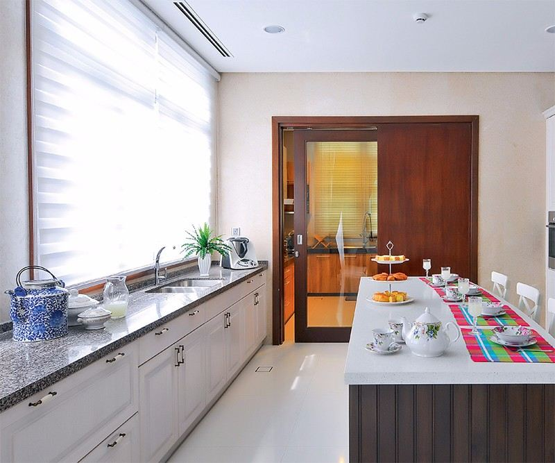 Projects 2 (2 Pictures) Classic & Tropical Kitchen Cabinet Selangor, Malaysia, Kuala Lumpur (KL), Shah Alam Contractor, Services, Supplier, Company | Reno Concept Sdn Bhd