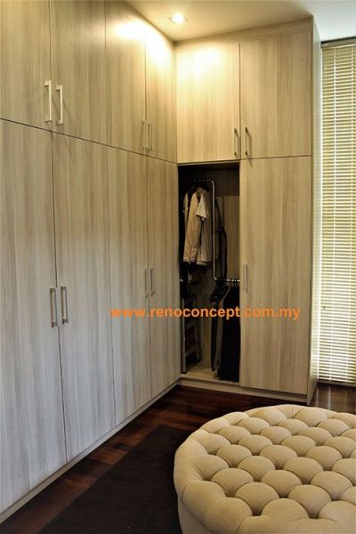 Sunway Melawati (1 Pictures) Wardrobes & Built In Cabinet Selangor, Malaysia, Kuala Lumpur (KL), Shah Alam Contractor, Services, Supplier, Company   Reno Concept Sdn Bhd