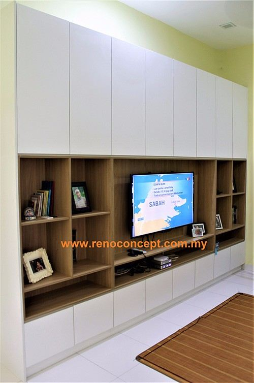 Parkland Klang (4 Pictures) Wardrobes & Built In Cabinet Selangor, Malaysia, Kuala Lumpur (KL), Shah Alam Contractor, Services, Supplier, Company | Reno Concept Sdn Bhd