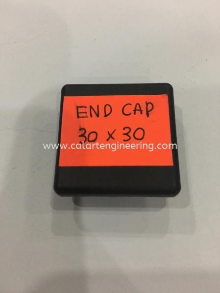 End Cap 30 X 30 End Cap Aluminium Accessories Puchong, Selangor, Malaysia Supply Supplier Suppliers | Calart Engineering Sdn Bhd