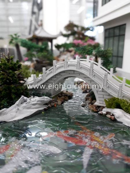 Artistic Landscape Artistic Landscape Others Building Model Layout Malaysia, Penang Building, Model, Maker, Services | Eight A Model Sdn Bhd