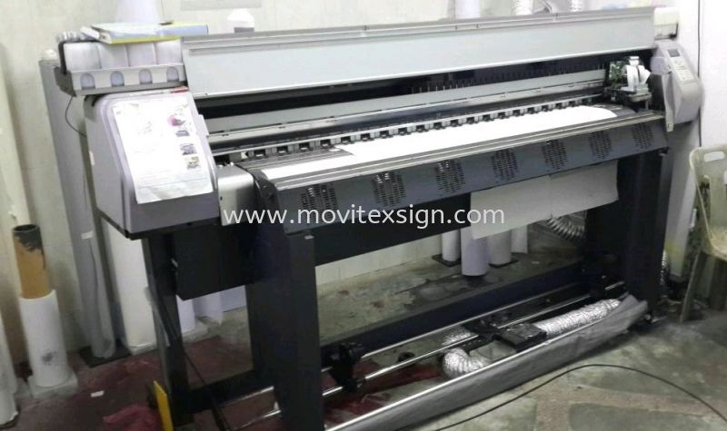 inkjet printer going for sale offer solvant inkjet 5ft $$$. ..still running conditions negotionble (click for more detail) Second hand signboard / Budget Signage or Trade -in old signboard Johor Bahru (JB), Johor, Malaysia. Design, Supplier, Manufacturers, Suppliers | M-Movitexsign Advertising Art & Print Sdn Bhd