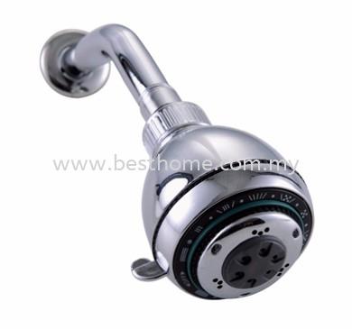 FS-0778 Shower Rose Shower Head Bathroom Shower & Related Johor Bahru (JB), Malaysia, Johor Jaya Supplier, Suppliers, Supply, Supplies   Best Home Kitchen & Bathroom Solution