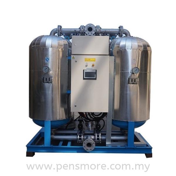 Desiccant Dryer  Zero Air Loss Dryer  Desiccant Air Dryer Selangor, Malaysia, Kuala Lumpur (KL), Sungai Buloh Supplier, Suppliers, Supply, Supplies   Pensmore Sdn Bhd