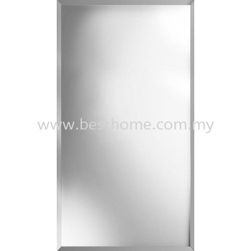 SUS304 STAINLESS STEEL POLISH FRAME MIRROR TR-BA-MR-04098 Mirror Mirror Bathroom Accessories Johor Bahru (JB), Malaysia, Johor Jaya Supplier, Suppliers, Supply, Supplies | Best Home Kitchen & Bathroom Solution