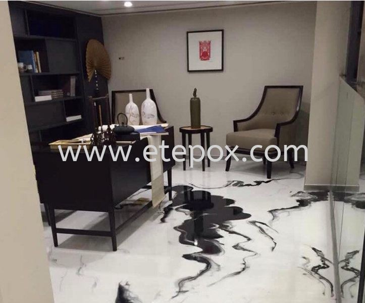 Ink Wash Painting Floor Selangor, Malaysia, Kuala Lumpur (KL), Cheras Supplier, Suppliers, Supply, Supplies | Etepox Solution Sdn Bhd