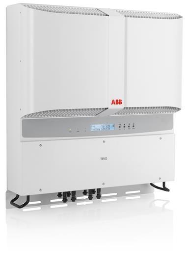 PVI-10.0/12.5 (10KW to 12.5KW) String Inverter-3 Phase ABB Solar Inverters ABB Selangor, Malaysia, Kuala Lumpur (KL), Subang Jaya Supplier, Suppliers, Supply, Supplies | InverPower Sdn Bhd