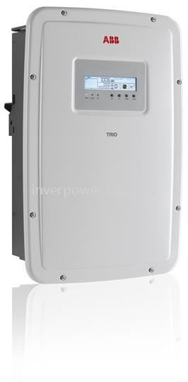 TRIO-5.8/7.5/8.5 (5.8KW to 8.5KW) String Inverter-3 Phase ABB Solar Inverters ABB Selangor, Malaysia, Kuala Lumpur (KL), Subang Jaya Supplier, Suppliers, Supply, Supplies | InverPower Sdn Bhd