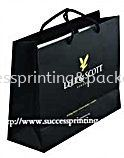 Paper bag (Art-card or Kraft paper) / Tent card / Standee / Wobbler Kuala Lumpur (KL), Malaysia, Selangor, Pandan Perdana Printing, Services, Shop | SUCCESS PRINTING & PACKAGING SDN BHD