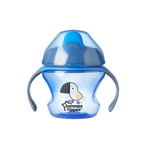 TOMMEE TIPPEE FIRST TRAINER CUP/SIPPEE CUP 150ML (4MTH) BLUE Bottles Tommee Tippee Kuala Lumpur (KL), Selangor, Malaysia. Supplier, Suppliers, Supplies, Supply | Baby & Me