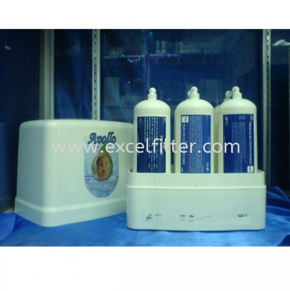Diamond Model Water Filter (6 Stages) Indoor Water Filter Selangor, Malaysia, Kuala Lumpur (KL), Cheras Supplier, Suppliers, Supply, Supplies | Excel Filter Sdn Bhd