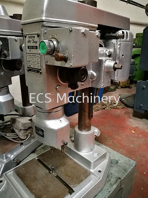 Speedycut MT0-263 Tapping Machine Johor Bahru (JB), Malaysia, Mount Austin Used, Reconditioned, Supplier, Supply | ECS Machinery Service