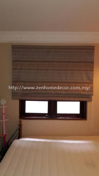 Roman Blinds Blinds Selangor, Malaysia, Kuala Lumpur (KL), Puchong, Shah Alam Supplier, Suppliers, Supply, Supplies | Zen Home Decor