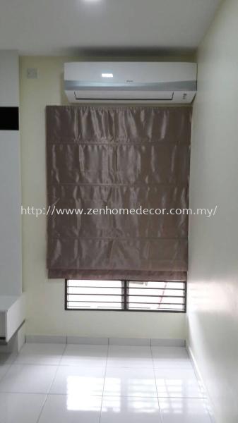 Roman Blinds Blinds Selangor, Malaysia, Kuala Lumpur (KL), Puchong, Shah Alam Supplier, Suppliers, Supply, Supplies   Zen Home Decor