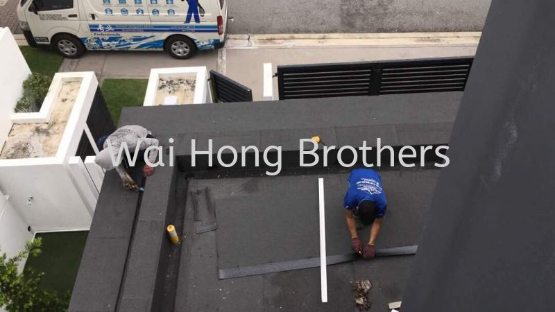 Torch on membrane waterproofing services Torch on membrane waterproofing Selangor, Seri Kembangan, Malaysia, Kuala Lumpur (KL) Services, Contractor, Specialist | Wai Hong Brothers Sdn Bhd