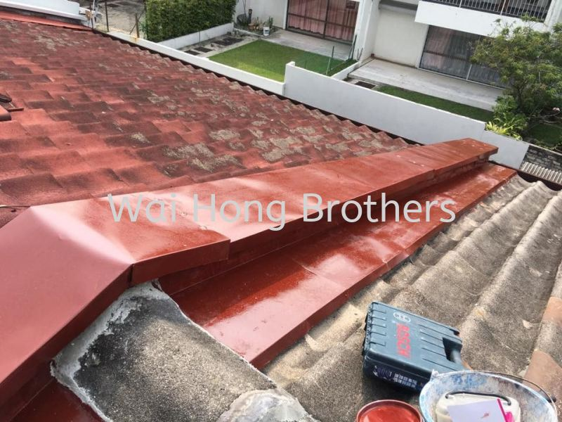 Roofing metal break services Roofing metal brake Selangor, Seri Kembangan, Malaysia, Kuala Lumpur (KL) Services, Contractor, Specialist | Wai Hong Brothers Sdn Bhd